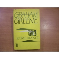 Komedianci - Graham Greene