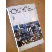 Konsul honorowy - Graham Greene